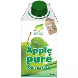 Äppelpuré 500ml - 50% rabatt