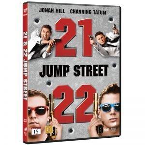 21 Jump Street & 22 Jump Street DVD - 20% rabatt