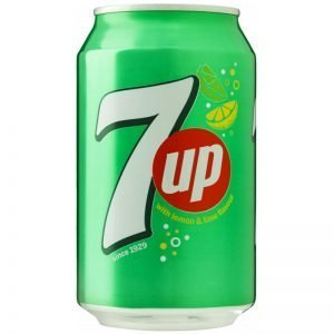 7-Up 33cl - 22% rabatt