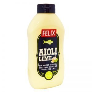 Aioli Lime 400ml - 74% rabatt