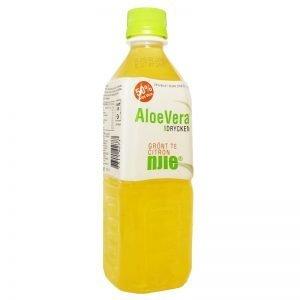 Aloe Vera-dryck Grönt Te & Citron - 44% rabatt