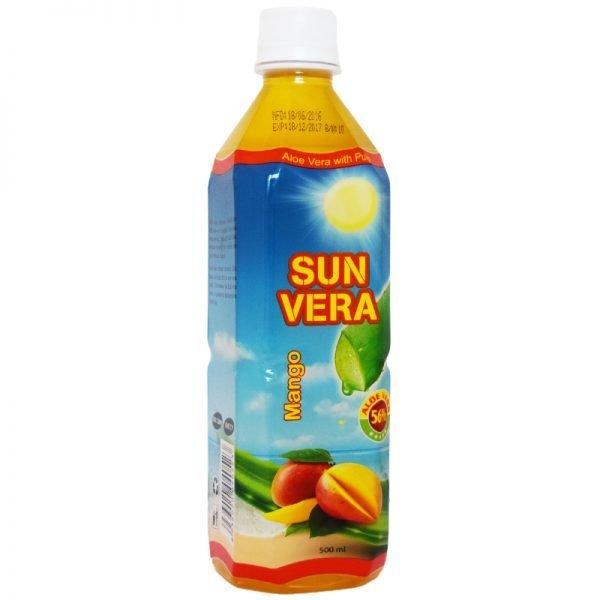 Aloe Vera-dryck Mango 500ml - 50% rabatt
