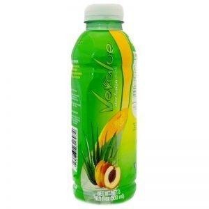 Aloe Vera-dryck Persika - 75% rabatt