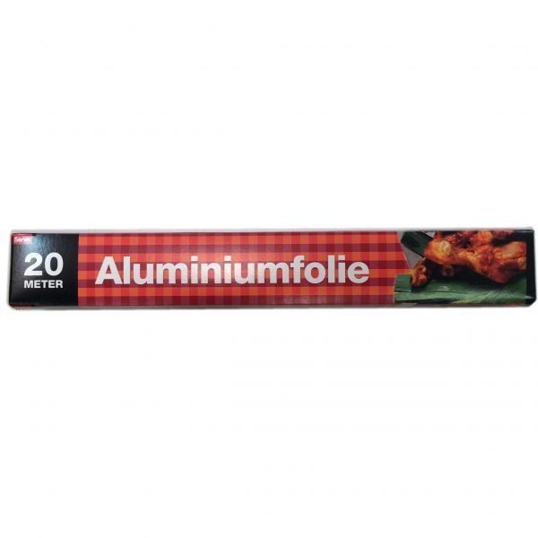 Aluminiumfolie 20 meter - 56% rabatt