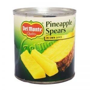 Ananasstänger I Juice - 21% rabatt