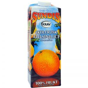 Apelsinjuice Ekologisk 1l - 67% rabatt