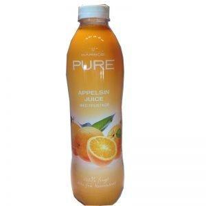 Apelsinjuice med fruktkött - 33% rabatt