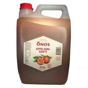 Apelsinsaft Önos dunk - 82% rabatt