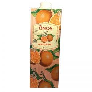 Apelsinsaft Önos tetra - 77% rabatt