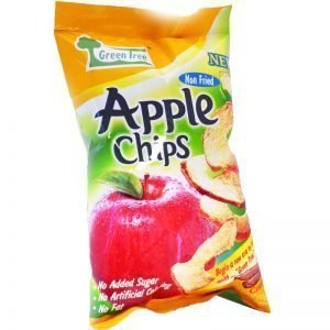 Apple Chips Kanel - 75% rabatt