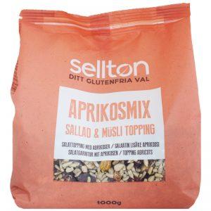 Aprikosmix 1kg - 56% rabatt