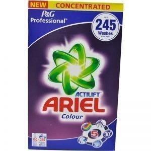 Ariel Prof Pulver Color 6,74kg - 43% rabatt