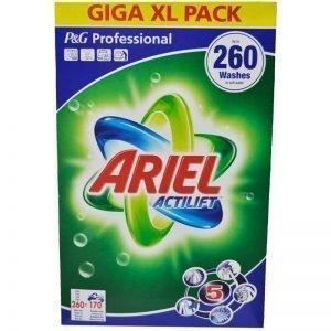 Ariel Prof Tvättmedel Pulver Regular - 43% rabatt