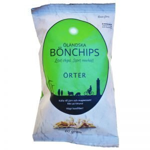 Bönchips Örter 60g - 50% rabatt