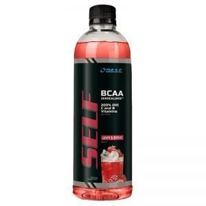 "BCAA-dryck ""Grape & Berries"" 470ml - 40% rabatt"