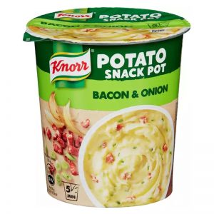 Bacon- & Potatismosmix 58g - 28% rabatt