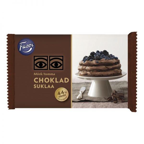 Bakchoklad Mörk 250g - 34% rabatt