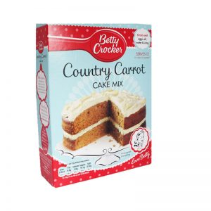 "Bakmix ""Country Carrot Cake"" 425g - 36% rabatt"