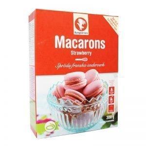 Bakmix Macarons Jordgubb - 92% rabatt