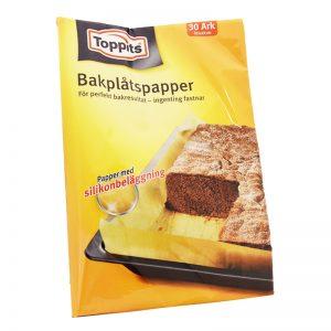 Bakplåtspapper 30-pack - 20% rabatt