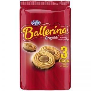 Ballerina 3 x 190g - 28% rabatt