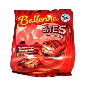 Ballerina Bites Strawberry - 81% rabatt