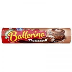 Ballerina Chokladboll 190g - 44% rabatt
