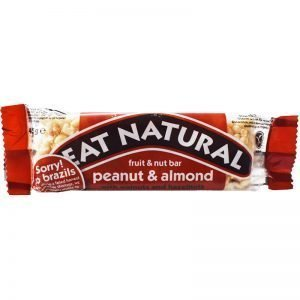 "Bar ""Peanut & Almond"" 45g - 46% rabatt"