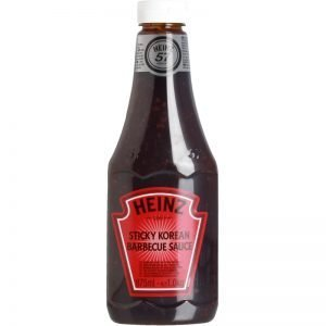 "Barbecuesås ""Sticky Korean"" 875ml - 58% rabatt"
