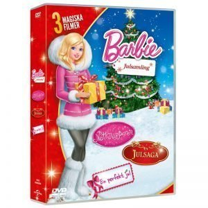 Barbie Christmas Collection DVD - 20% rabatt
