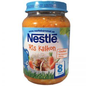 Barnmat Ris kalkon - 27% rabatt