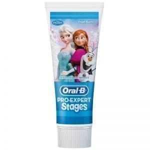 "Barntandkräm ""Frozen"" 75ml - 50% rabatt"