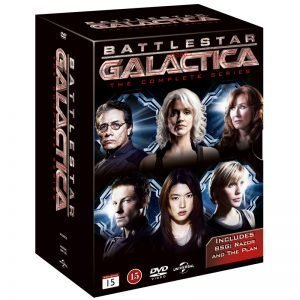 Battlestar Galactica Collection DVD - 20% rabatt