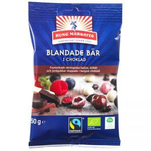 Blandade Bär Choklad 50g - 50% rabatt