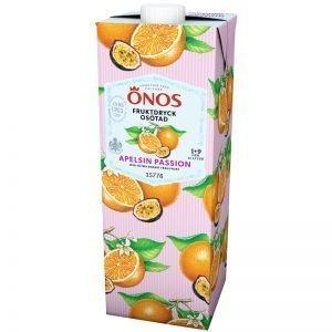 Blandsaft Apelsin & Passion 1l - 41% rabatt