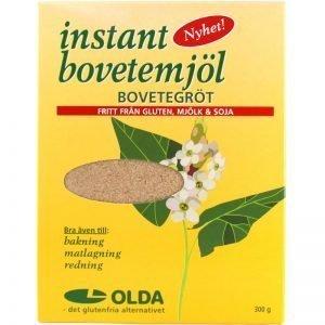 """Bovetemjöl """"Instant"""" 300g - 69% rabatt"""