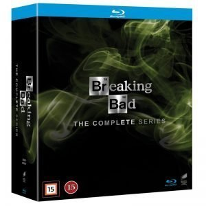 Breaking Bad Complete Series Blu-Ray - 20% rabatt