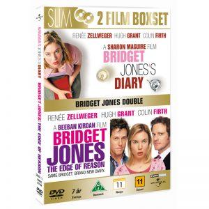 Bridget Jones Diary 1 & 2 - 29% rabatt
