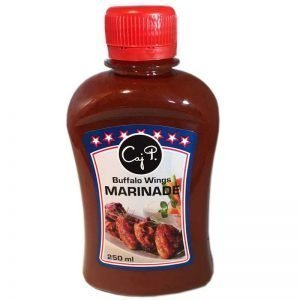 Buffalo Wing Marinad - 54% rabatt