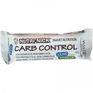 Carb Control - Lean Vanilla - 78% rabatt