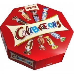 Celebrations 186g - 86% rabatt