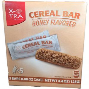 Cereal Bar Honung - 85% rabatt