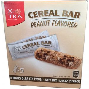 Cereal Bar Jordnöt - 85% rabatt