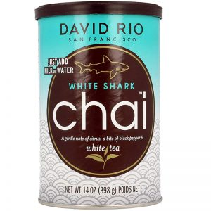 "Chai Latte ""Citrus, Black Pepper & White Tea"" 398g - 85% rabatt"