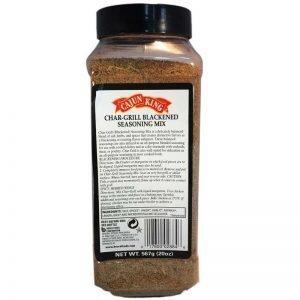 Char-Grill blackened kryddmix - 52% rabatt