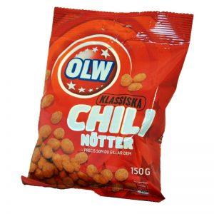 Chilinötter - 67% rabatt