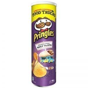 "Chips ""Beef Fajita"" 190g - 27% rabatt"