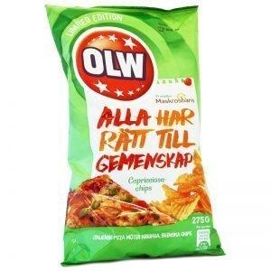 Chips Capricciosa - 96% rabatt