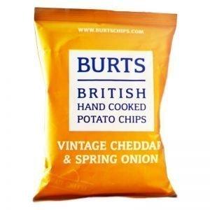 "Chips ""Cheddar & Onion"" 150g - 66% rabatt"