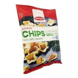 Chips Dill Glutenfria - 41% rabatt
